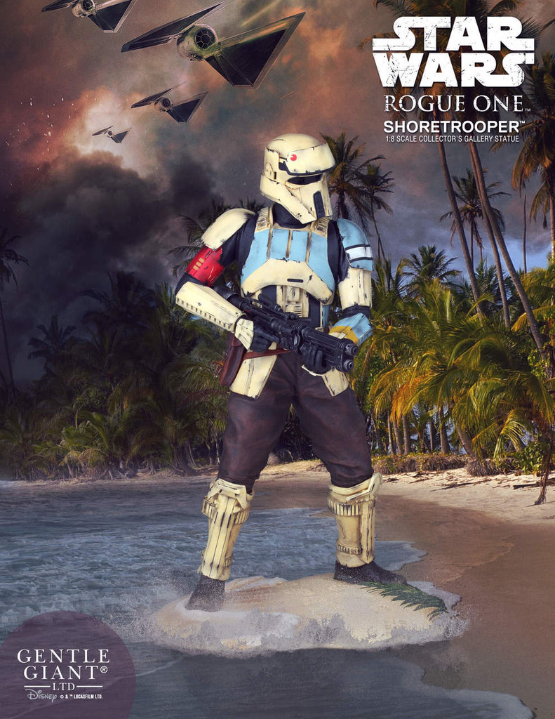 Shoretrooper Collectors Gallery Statue Thumbnail 7