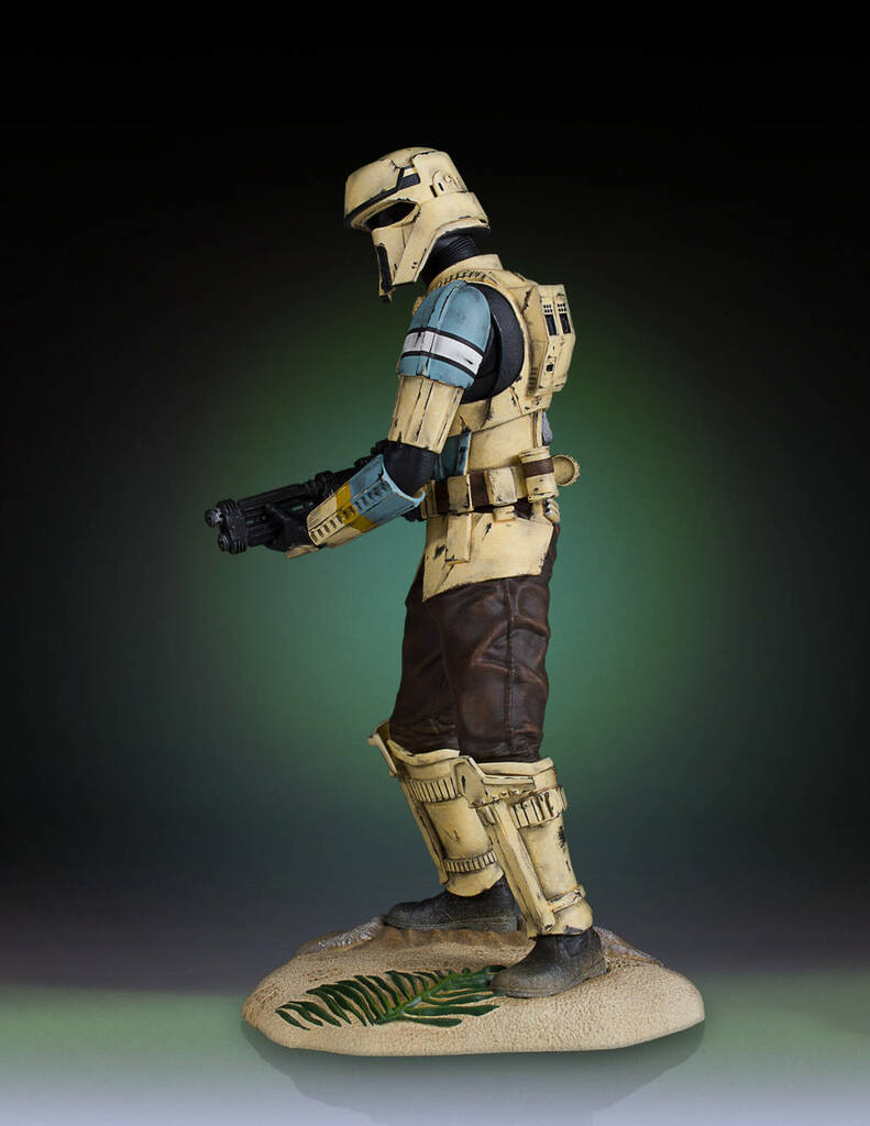 Shoretrooper Collectors Gallery Statue Thumbnail 10