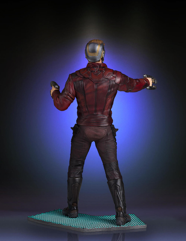 Star-Lord Collectors Gallery Statue Thumbnail 5
