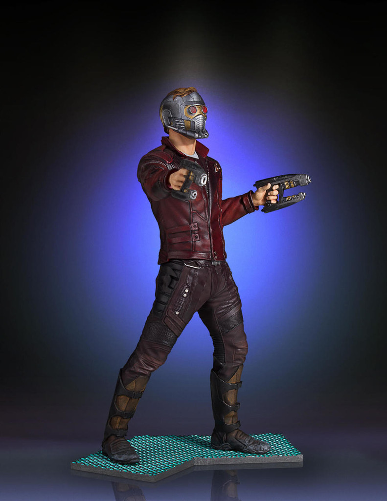Star-Lord Collectors Gallery Statue Thumbnail 8