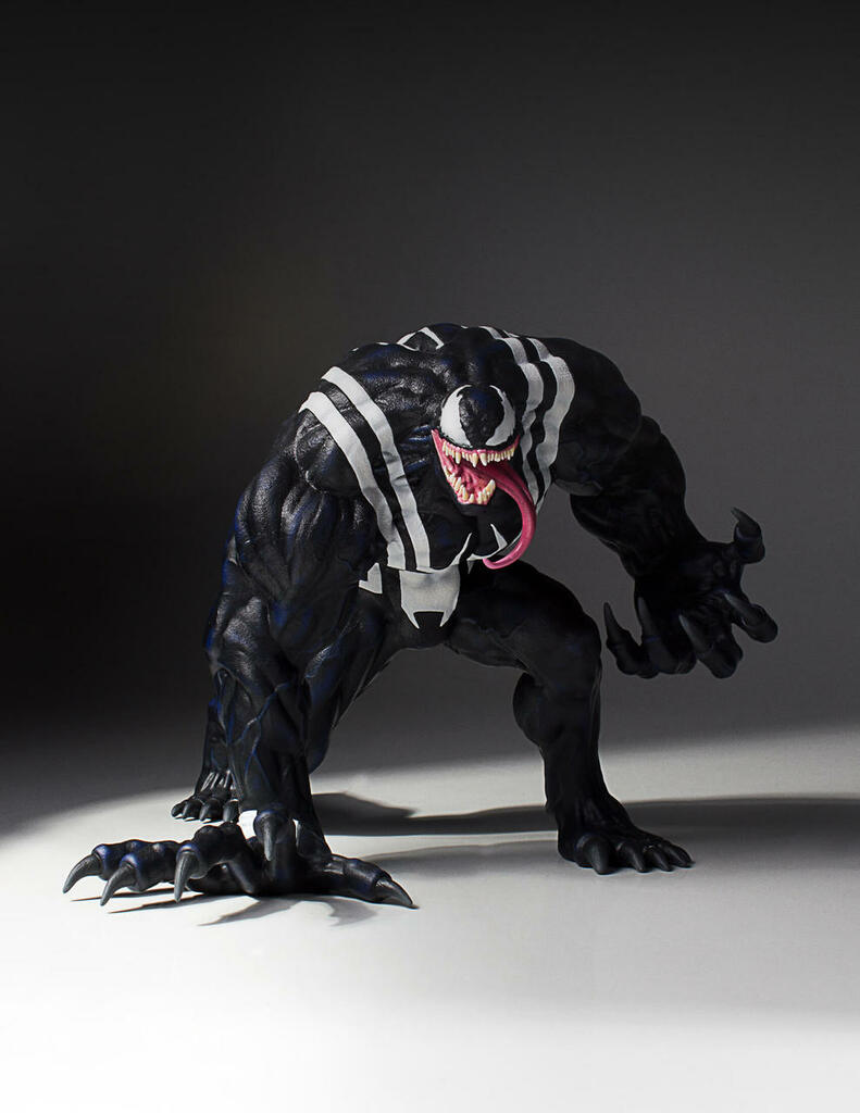 Venom Collectors Gallery Statue Thumbnail 8