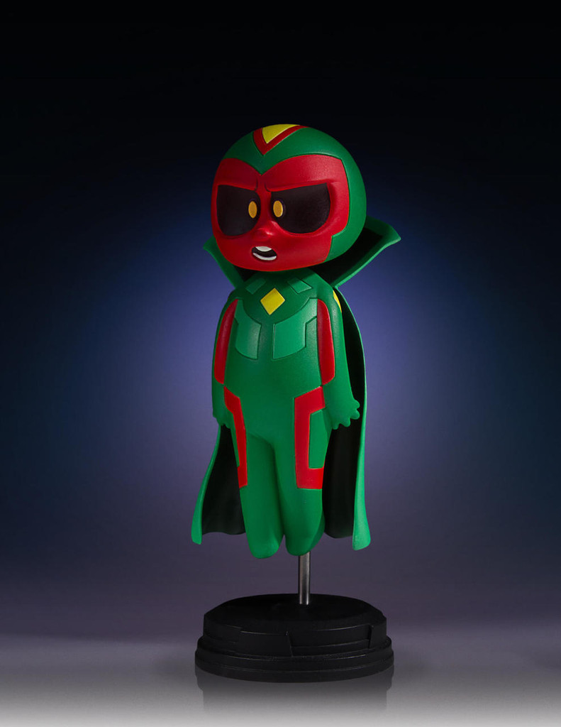 Vision Animated Statue