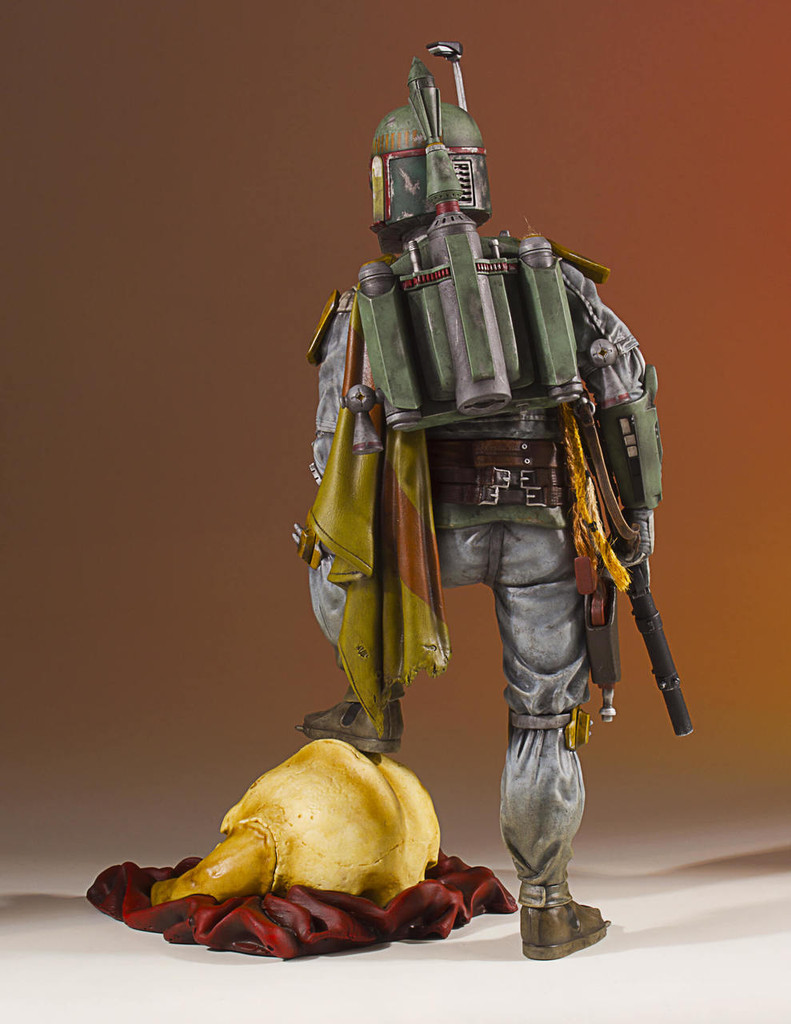 Boba Fett Collector's Gallery Statue