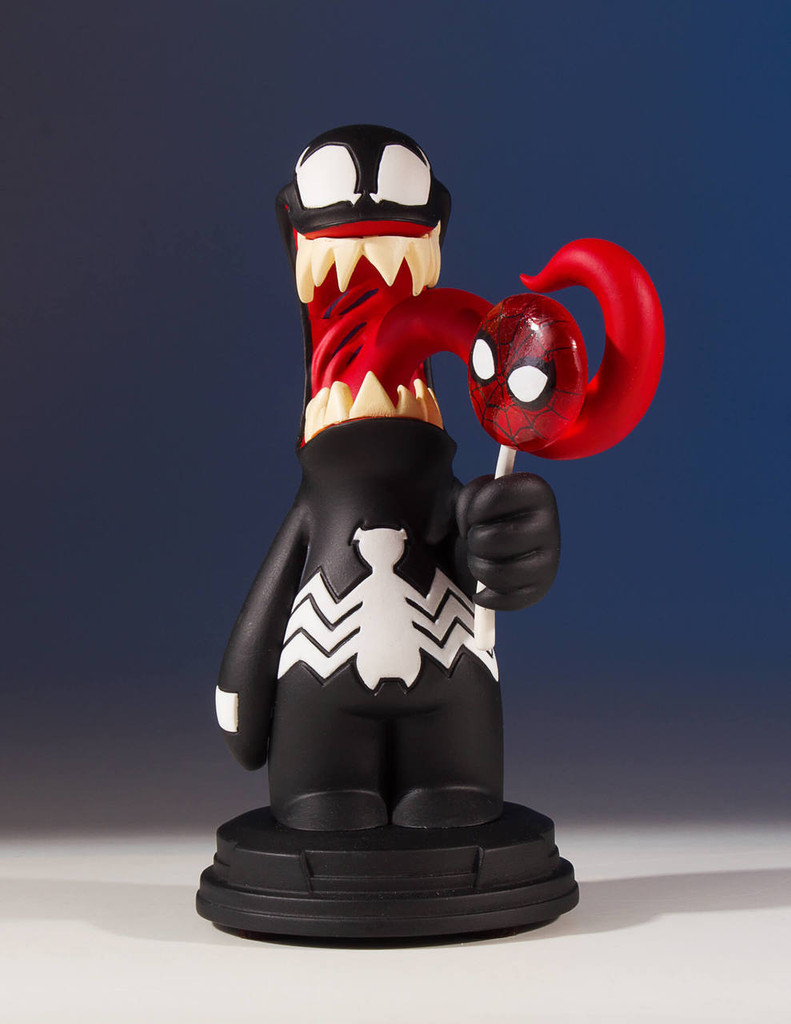 Venom Marvel Animated Statue