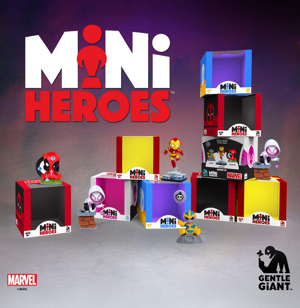 Spider-Gwen - Marvel Mini Heroes