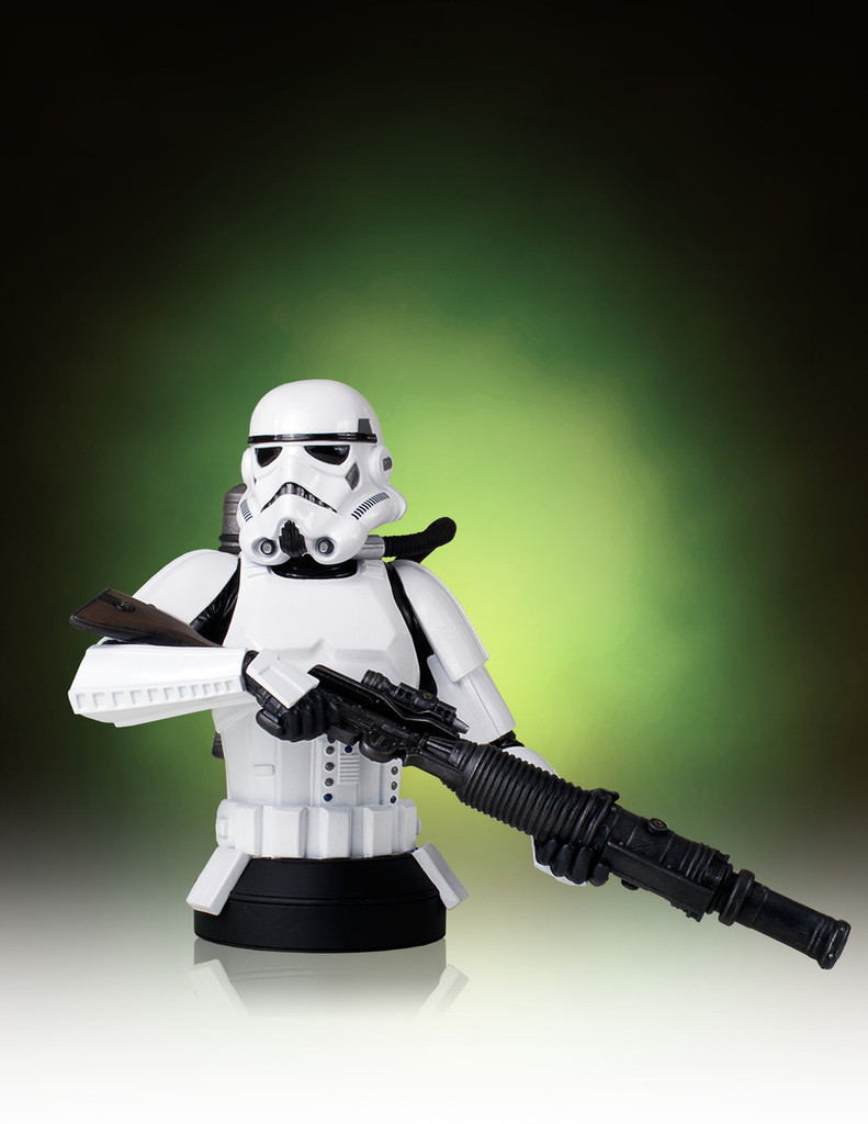 PGM 2018 Gift - Spacetrooper Mini Bust
