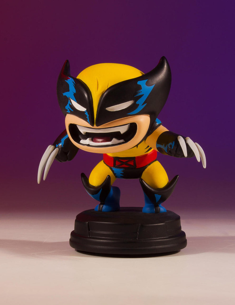 Wolverine Animated Statue