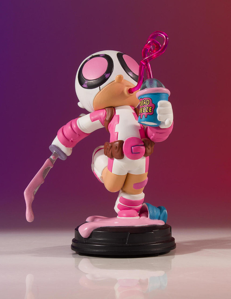 Gwenpool Animated Statue - 2018 SDCC Exclusive