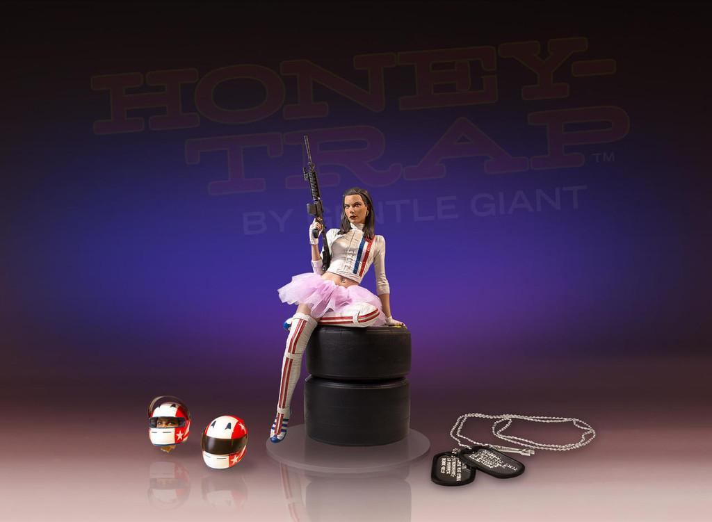 Honey Trap Junior Statue