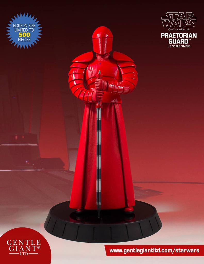 The Last Jedi 1:6th Scale Statue Bundle
