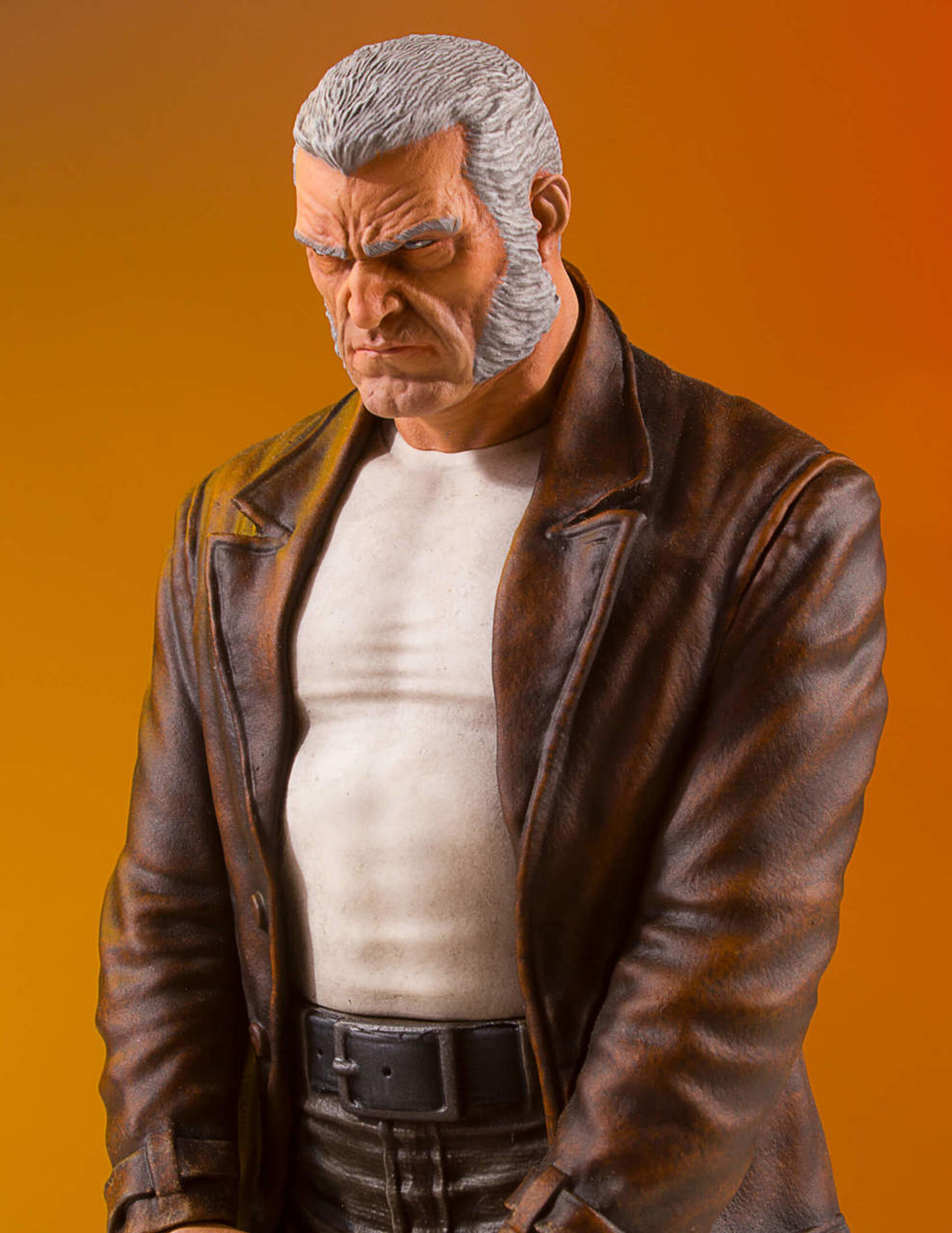wolverine 08 old man logan collector s gallery statue gentle