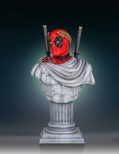 Deadpool Caesar Classic Mini Bust