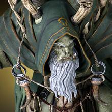 Warcraft Gul'Dan Statue