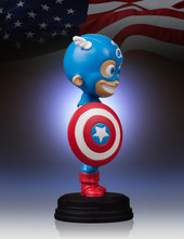 Captain America Animated Statue