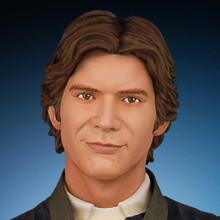 Han Solo Hero Of Yavin Mini Bust