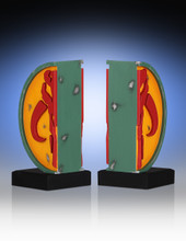 Mandalorian Bookends