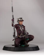 Zam Wesell Statue