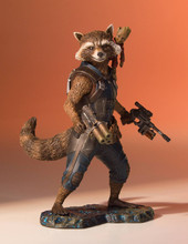 Rocket And Groot (Guardians Of The Galaxy Vol.2) Collectors Gallery Statue Thumbnail 5