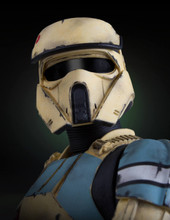 Shoretrooper Collectors Gallery Statue Thumbnail 9