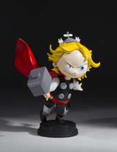 Thor Animated Statue