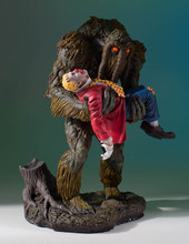 Man-Thing Collector's Gallery Statue