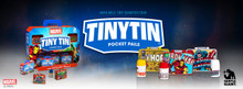 Marvel - Tiny Tin Pocket Pails - 18 Pack