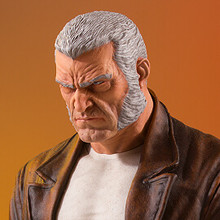 Wolverine '08 Old Man Logan Collector's Gallery Statue