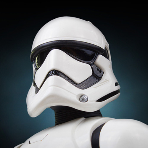 First Order Stormtrooper Mini Bust