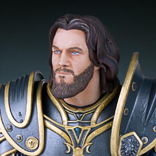 Warcraft Lothar Statue