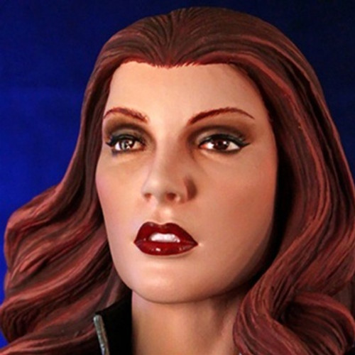 Black Widow Mini Bust Thumbnail