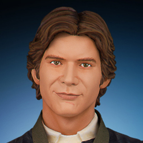 Han Solo Hero Of Yavin Mini Bust
