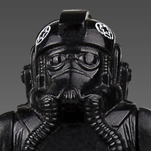 Imperial Tie Fighter Pilot Jumbo Figure