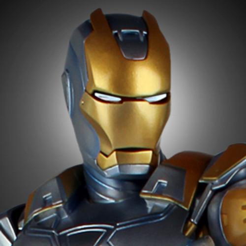 Metropolis Iron-Man Armor Variant Statue Thumbnail