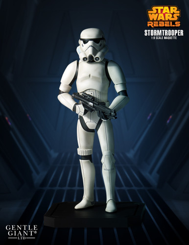 Stormtrooper (Rebels) Maquette