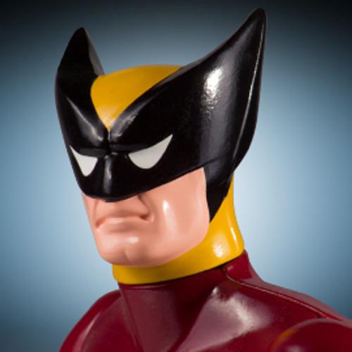 Wolverine Secret Wars Jumbo Figure