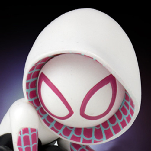 Animated Spider-Gwen Statue