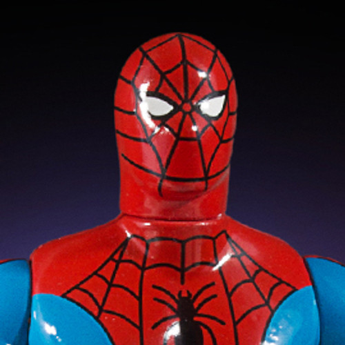 Secret Wars Spider-Man Jumbo Figure