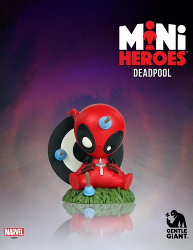 Deadpool - Marvel Mini Heroes