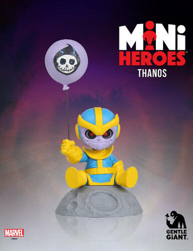 Thanos - Marvel Mini Heroes