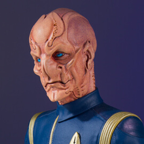 Lt. Saru (Star Trek: Discovery) Mini Bust - 2018 SDCC Exclusive