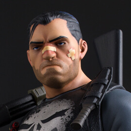 The Punisher Marvel Collector's Gallery Statue Interview with sculptor Joe Menna