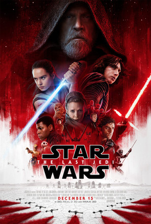 New Star Wars: The Last Jedi Trailer Released This Week
