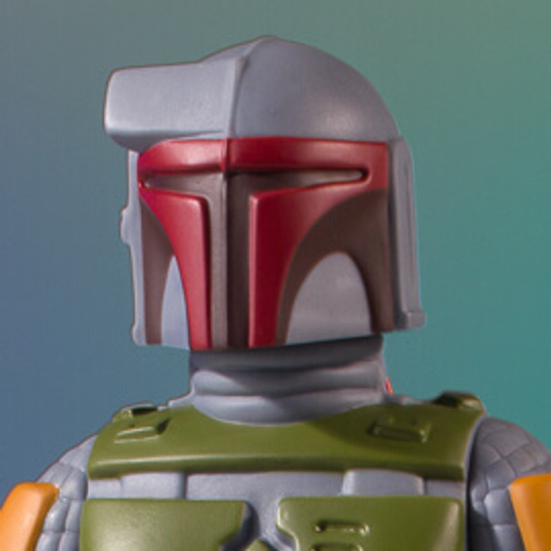 San Diego Comic Con Exclusive Announcement #1 - Boba Fett STAR WARS: RETURN OF THE JEDI Jumbo Figure