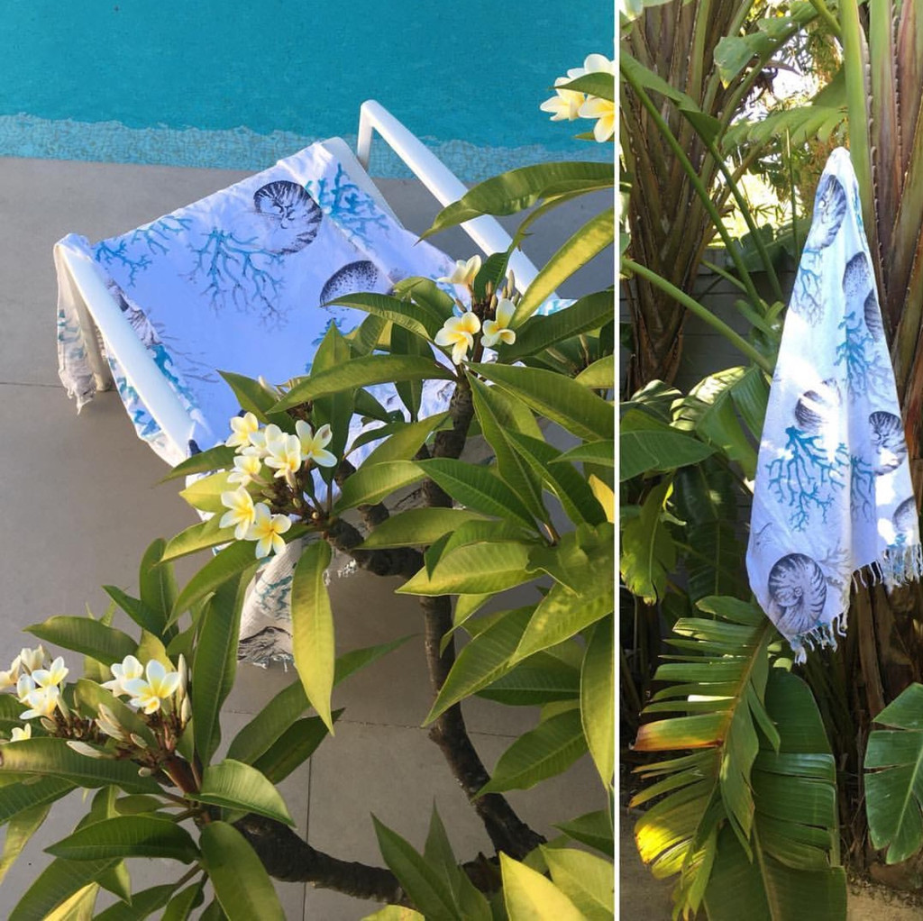 CORALIA COLLECTION -        Beach Towels