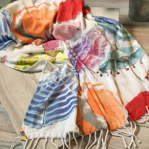 SOLENZARA  BEACH TOWEL