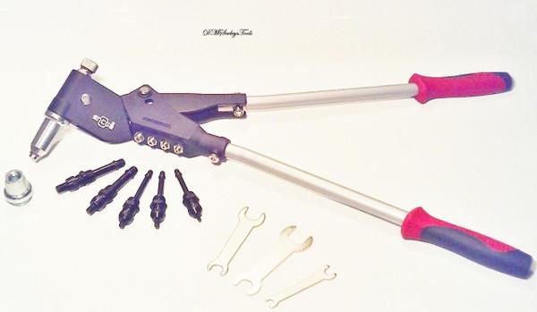 Large Metric Rivet nut tool Puller.