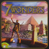 7 Wonders -  Board Game - Repos Productions Games