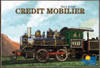 Credit Mobilier - A Railroad Board Game - Rio Grande Games