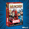 Munchkin - Marvel Edition (Base Set) - Card Game - USAopoly