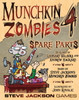 Munchkin Zombies 4 - Spare Parts - Card Game Expansion